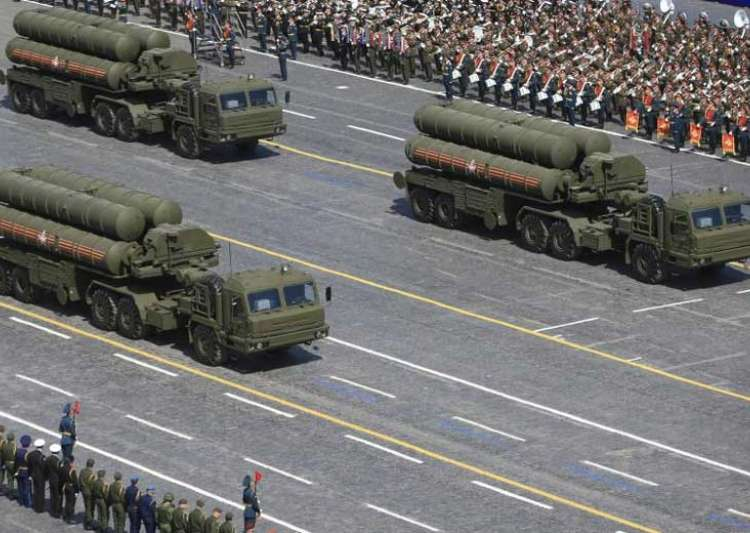 India and Russia have been in talks over the S 400-missile- India Tv