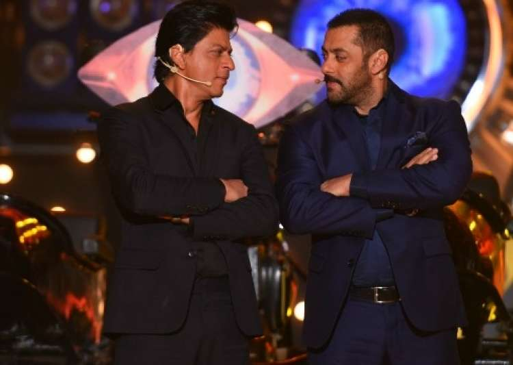 Salman Khan, Shah Rukh Khan- India Tv