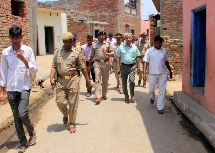 2 arrested in Saharanpur caste violence- India Tv