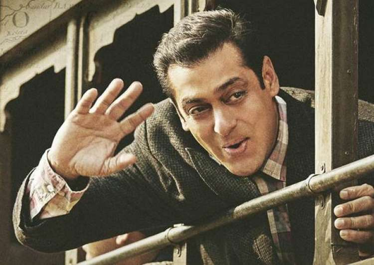Salman Khan's Tubelight Lights Up New York City's Times Square