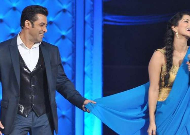 Salman Khan, Sunny Leone- India Tv