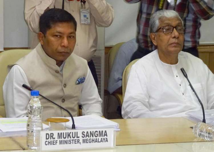 Meghalaya CM writes to Tripura CM over ban on cattle trade
