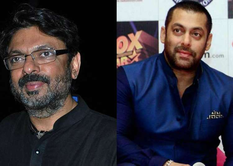 Salman Khan to star in Sanjay Leela Bhansali's next?- India Tv