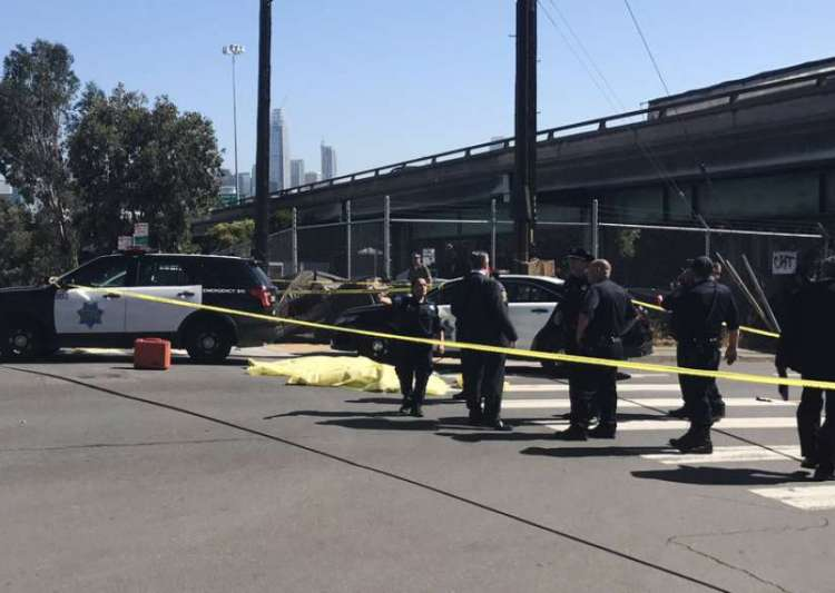 San Fran. UPS shooting leaves 4 dead, including shooter