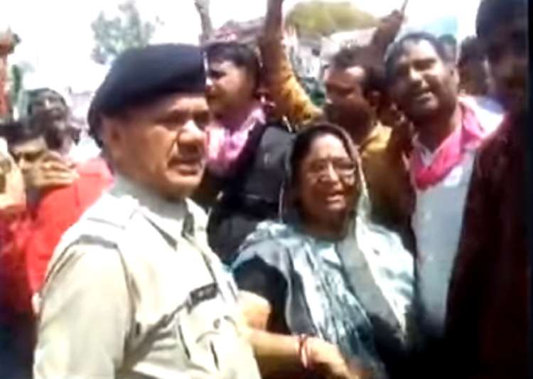 Congress MLA booked for allegedly inciting mob to burn down