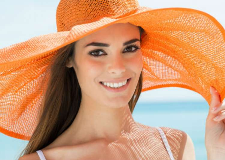How to reverse the signs of sun damage from hair & skin - India Tv