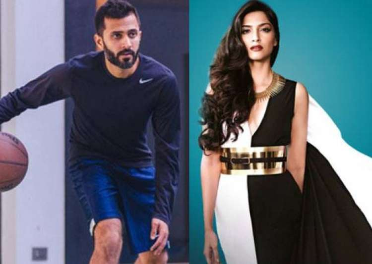 Sonam Kapoor birthday: Rumoured lover Anand Ahuja has the- India Tv