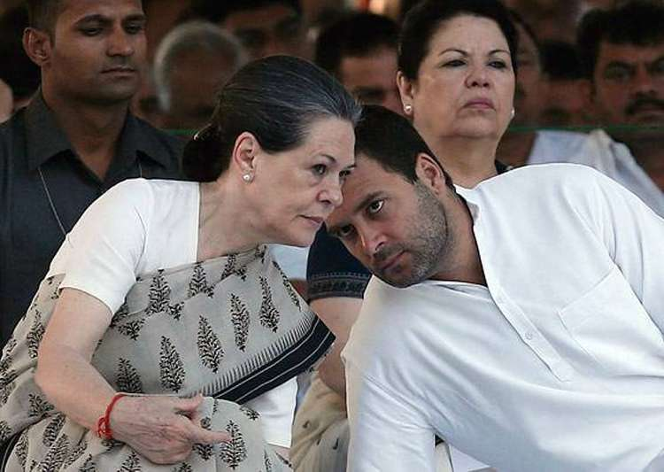 Sonia Gandhi may step down as Congress President by October- India Tv