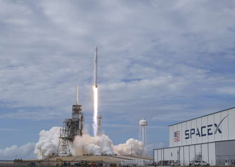 SpaceX launches first recycled supply ship to ISS- India Tv