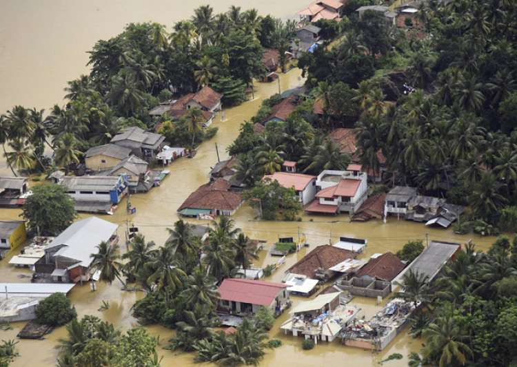 Toll in Sri Lanka floods rises to 206- India Tv