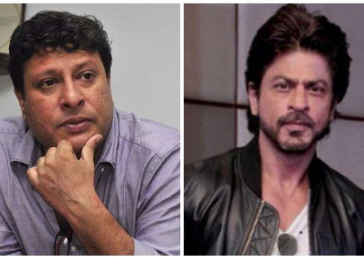 Tigmanshu Dhulia playing Shah Rukh Khan's father