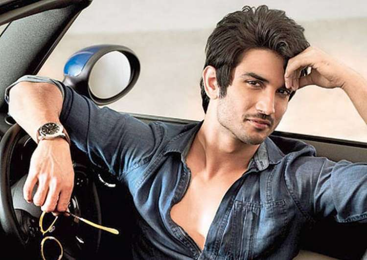 Sushant Singh Rajput- India Tv