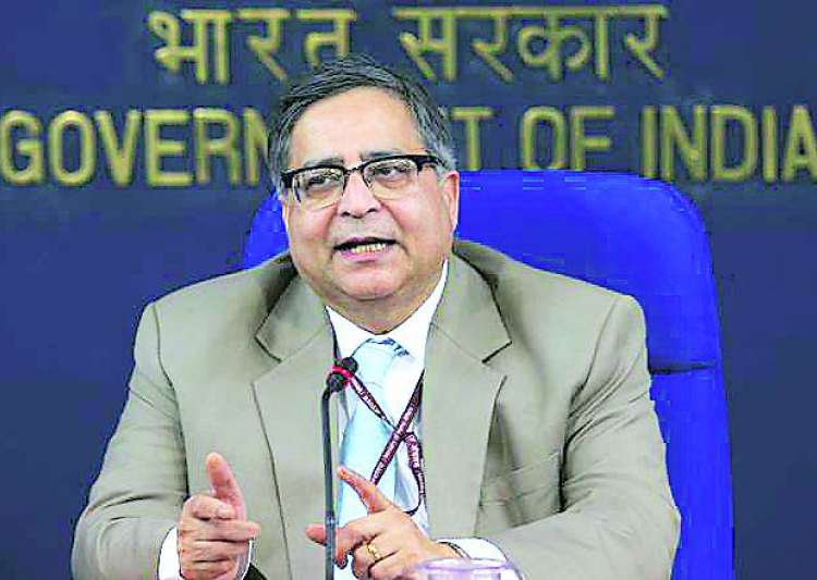 Chief Statistician TCA Anant- India Tv