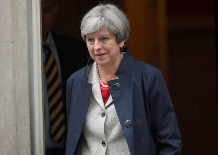 British PM Theresa May survives first major test in- India Tv