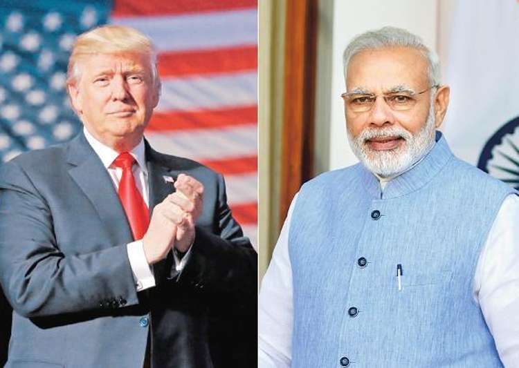 Donald Trump realises India has been 'force for good' in- India Tv