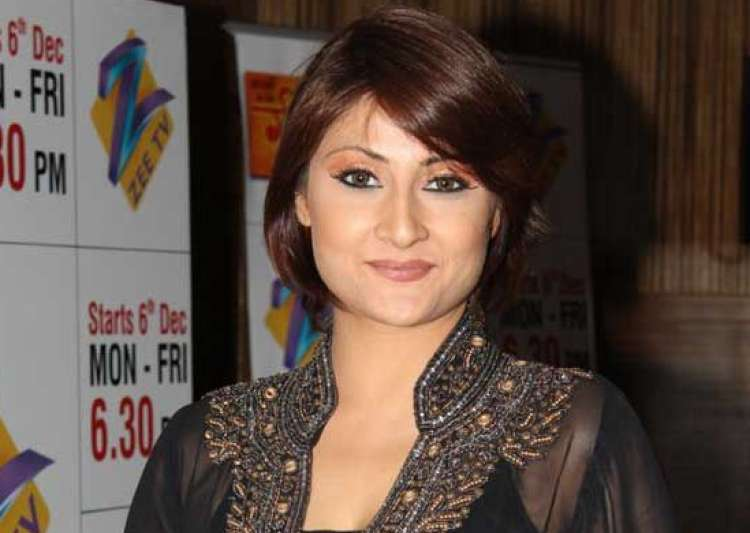 Urvashi Dholakia- India Tv