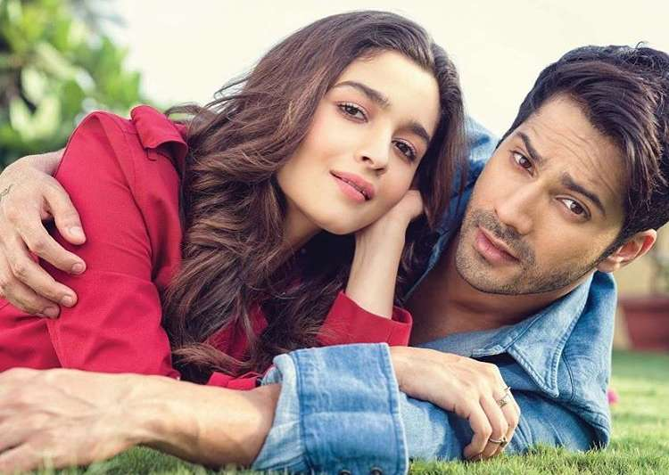 Varun Dhawan, Alia Bhatt- India Tv