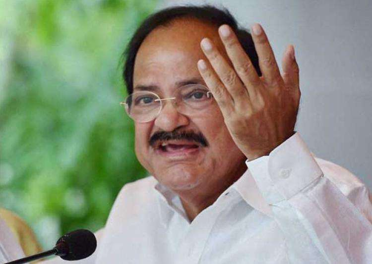 M Venkaiah Naidu- India Tv