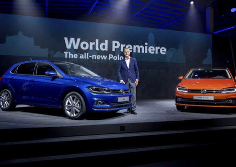 Volkswagen unveils new version of Polo subcompact- India Tv