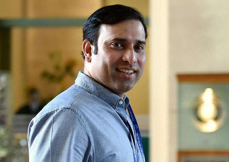 File pic of VVS Laxman - India Tv