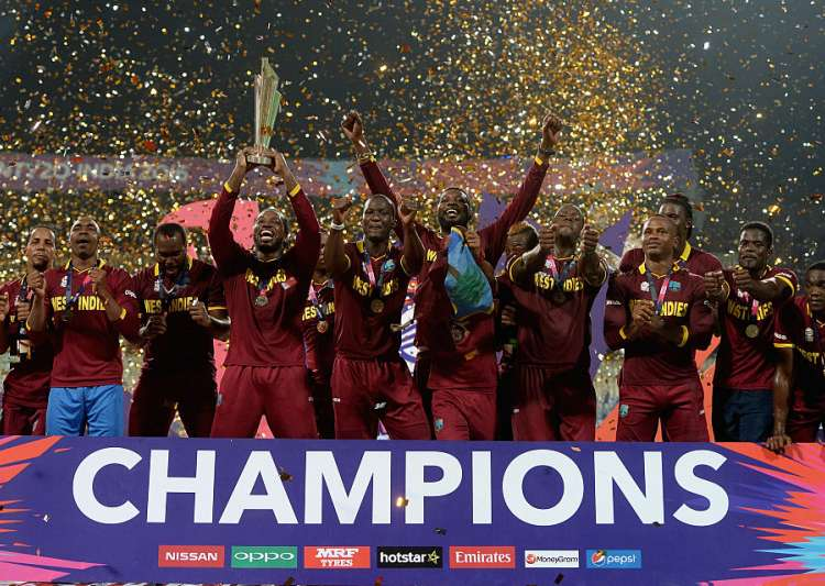 West Indies - ICC World T20 2016 Champions