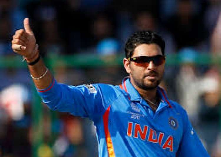 I never gave up despite all obstacles, says Yuvraj Singh- India Tv