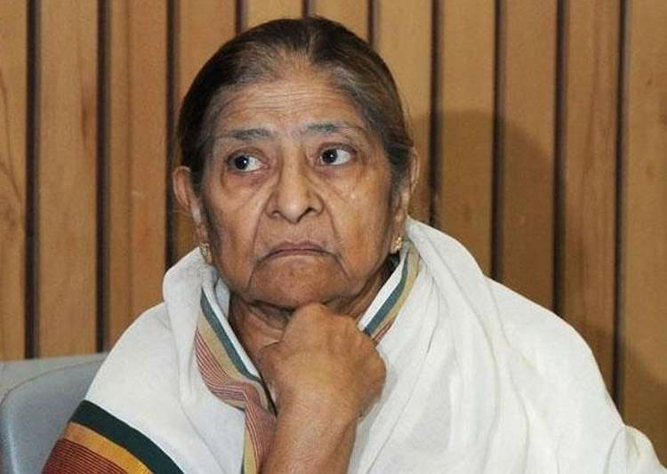 File pic of Zakia Jafri- India Tv