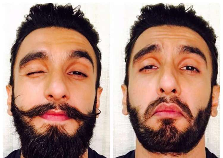Ranveer Singh trims his beard to play young Alauddin Khilji in Padmavati