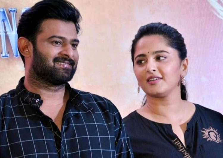 anushka shetty prabhas saaho- India Tv