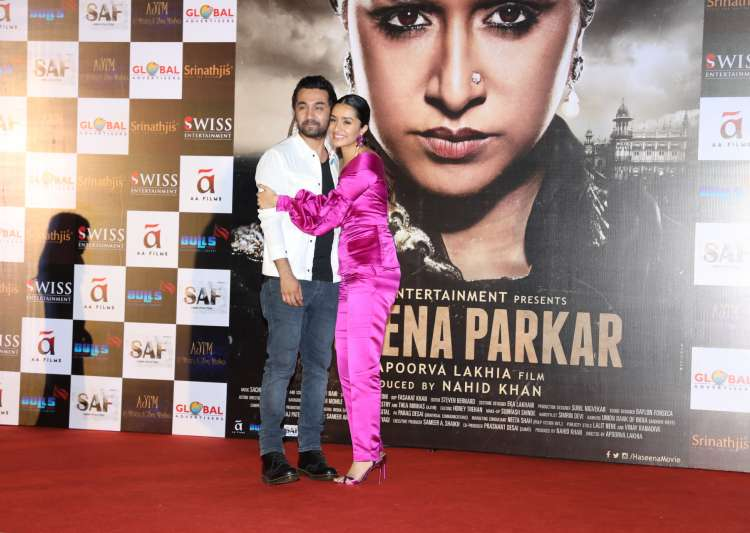 Shraddha Kapoor in a new avatar for 'Haseena Parkar'