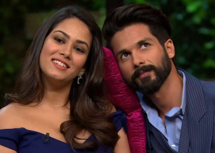 Shahid Kapoor Mira Rajput second child- India Tv