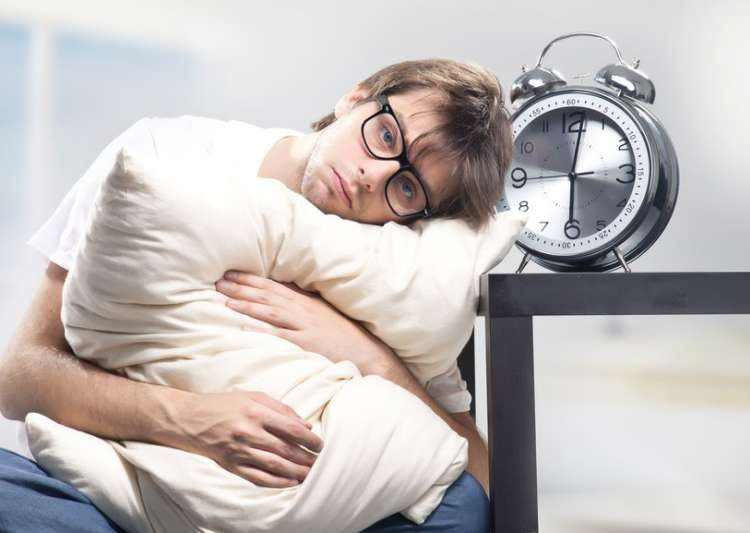 disrupted sleep and alzheimers disease