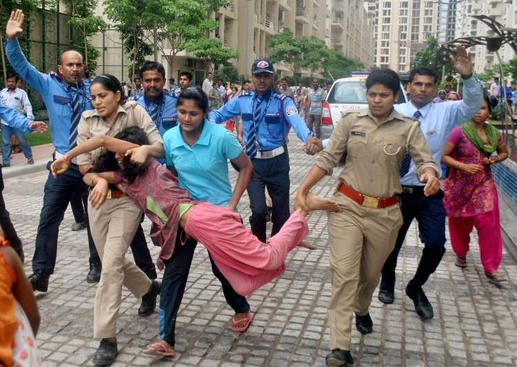 Over 300 people have been booked for violence and- India Tv