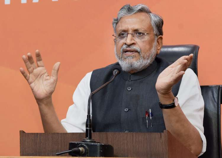 Lalu Prasad Yadav clan acquired 125 properties in 12 years: Sushil Modi