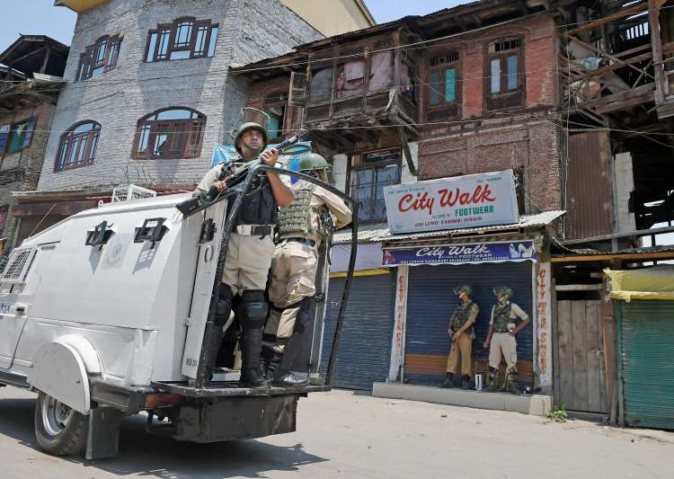 Normal life back in Kashmir, internet restored after two