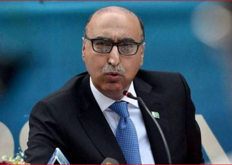 Nine months' service left, Pakistan envoy Basit gets voluntary retirement