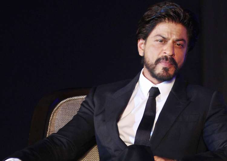 Shah Rukh Khan turns real life guide at Mehrangarh fort