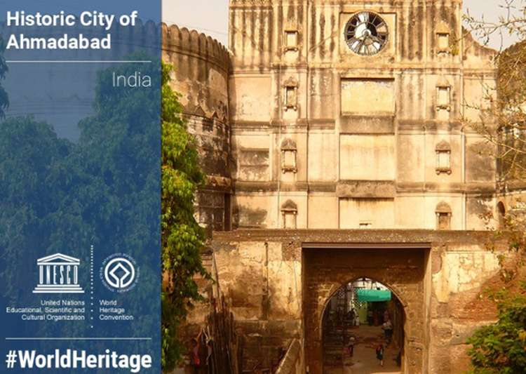 Ahmedabad is first Indian city to get UNESCO heritage tag