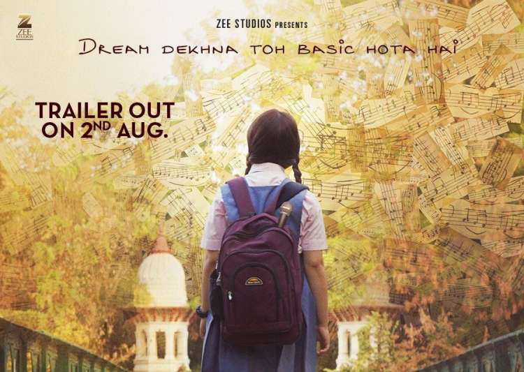 'Secret Superstar' : Aamir Khan shares poster of Zaira Wasim starrer