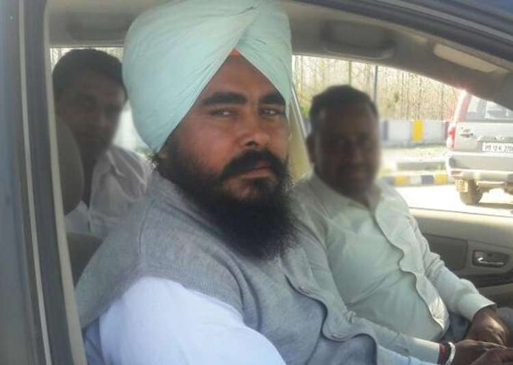 AAP MLA Amarjit Singh Sandoa booked for assaulting woman