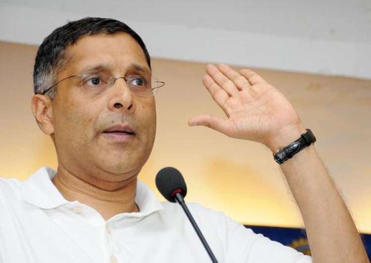 Arvind Subramanian- India Tv