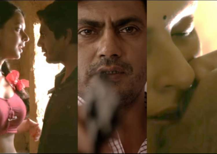 Nawazuddin and Bidita's chemistry in Barfani song is too hot to handle!
