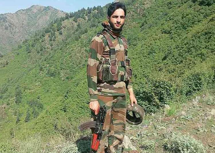 Congress says Burhan Wani a terrorist, no scope for dialogue- India Tv
