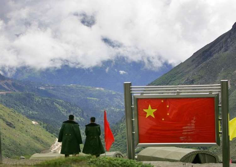 Representational pic - China releases 'map' to prove- India Tv