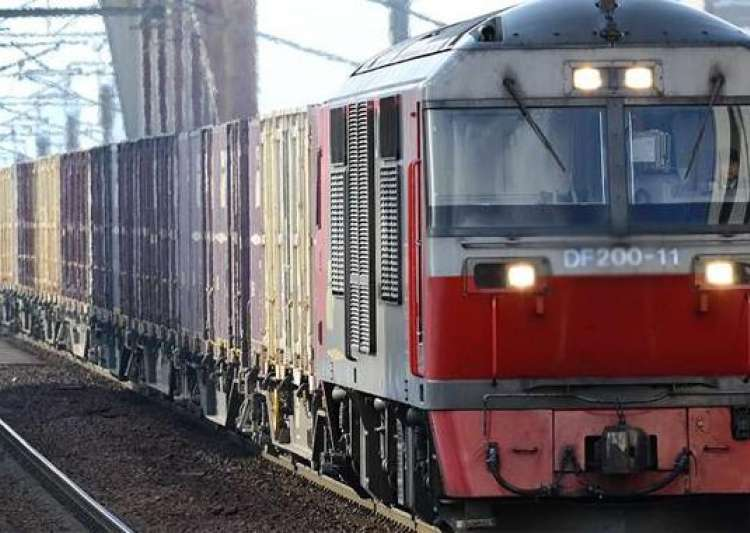 China to add freight train service to Pakistan- India Tv
