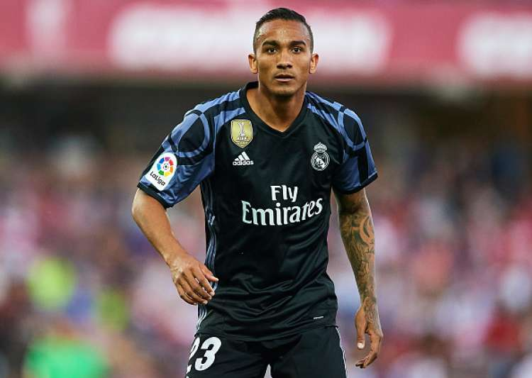 Man City sign Danilo from Real Madrid on five-year contract
