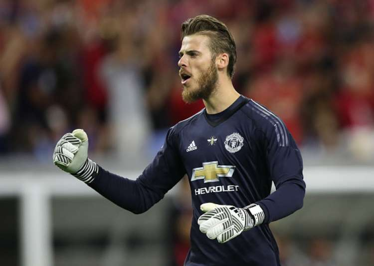 De Gea definitely staying at Man United - Mourinho