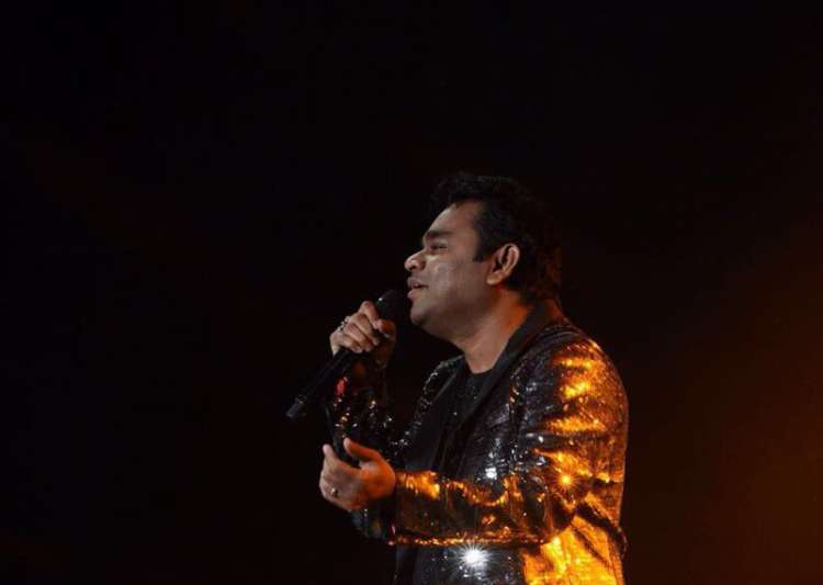 Rahman trolled for singing 'Tamil songs' in London