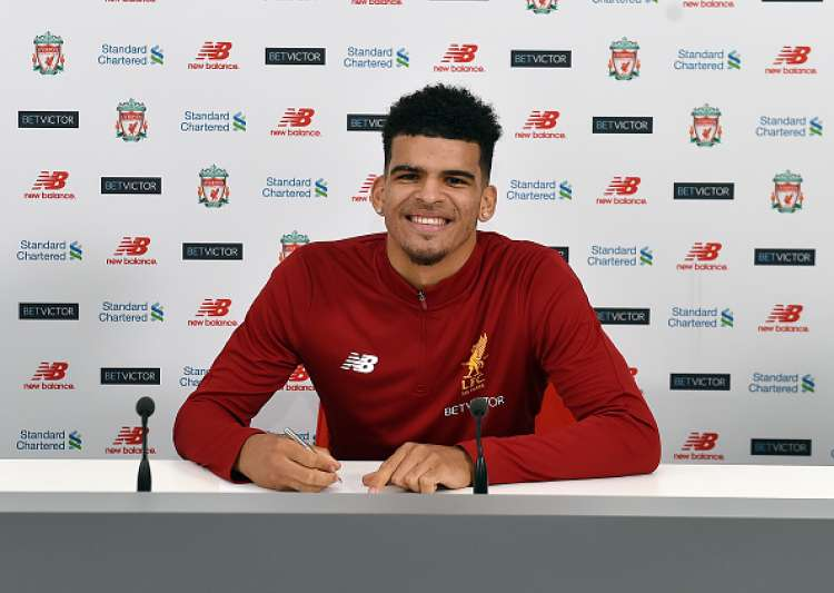 Liverpool Sign 19-Year-Old Striker Dominic Solanke From Chelsea