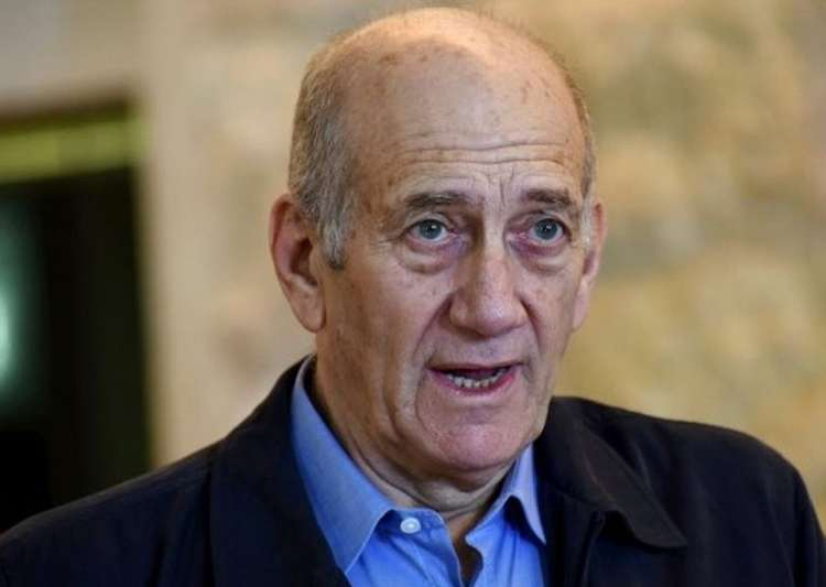 Israel's ex-PM Ehud Olmert released from prison - India Tv